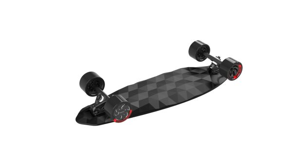 Maxfind Max2 Pro Electric Skateboard Single Motor 10.6 Inch Tire E-scooter