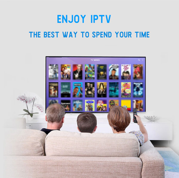 1 Month IPTV Subscription With Live TV and Movies Includes Us Canada UK  French German Italian Arabic Channels 1 month / month