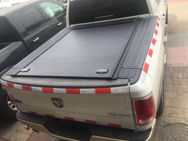 Rambox Tonneau Cover >> Shop For Plux4wd 2009 2018 Dodge Ram Box 5 5 Bed Heavy Duty