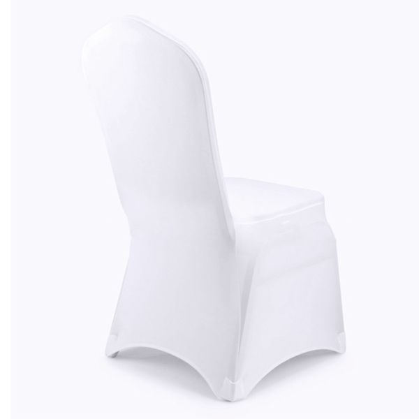 10 PCS Universal Size Spandex Wedding Party Banquet Chair Cover (XYM-BC26)