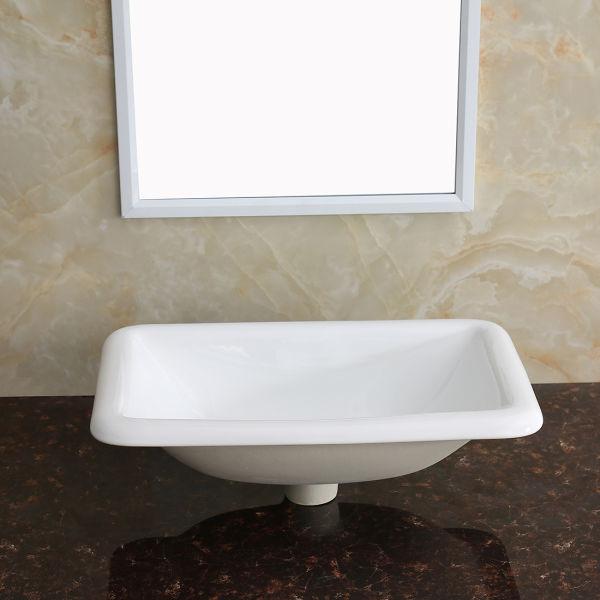 Shop For Changie 1027w Bathroom Top Mount Vanity Sink