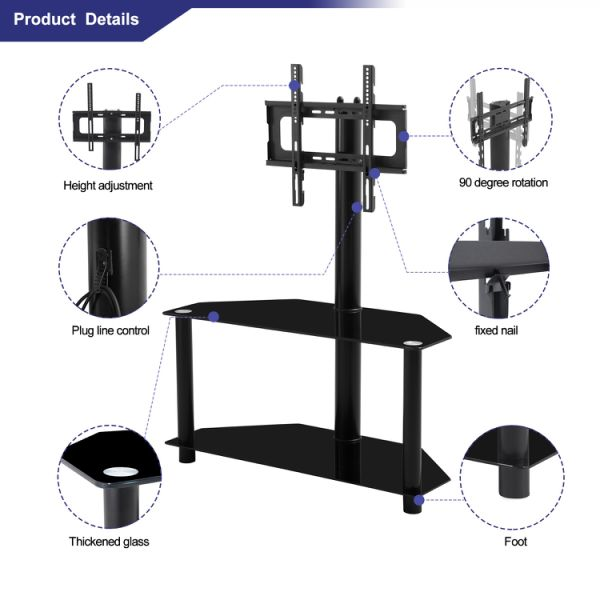 Shop For Black Multi Function Angle And Height Adjustable