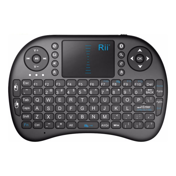 Rii i8 Mini 2.4GHz Wireless Touchpad Keyboard with Mouse for PC XBox 360 PS3 Google