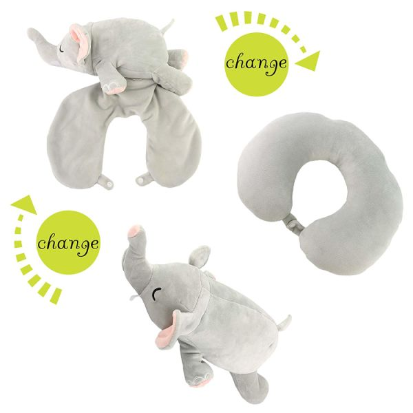 Shop For Free Shipping Dropshipping Airplane Neck Pillow Convertible