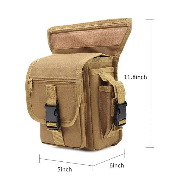 Pocket Outdoor Bag Trekking Multi-functional Bag Waist Hiking Bag Tactical