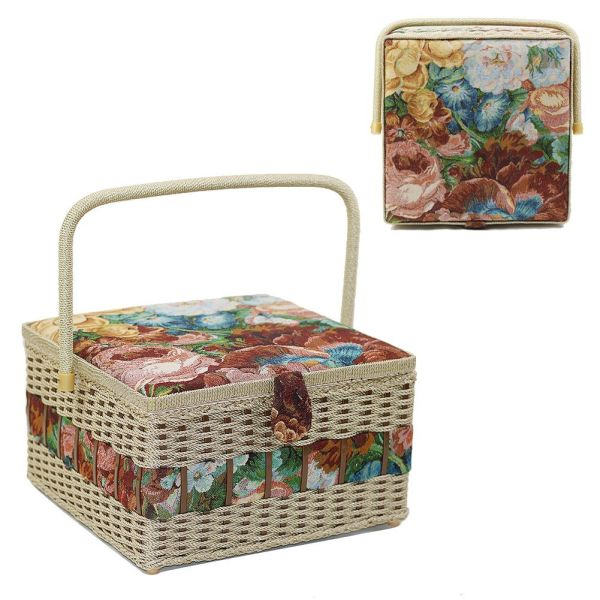 Shop For 100% Handmade Vintage Super Large Square Capacity
