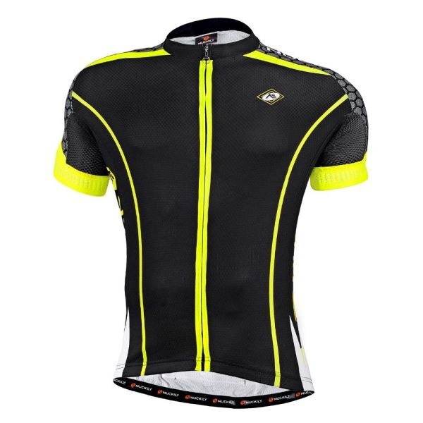 9d7ed6d3f Nuckily Cool Max Fabric Bicycle Jersey Short Sleeve Summer Custom Design  for Riding