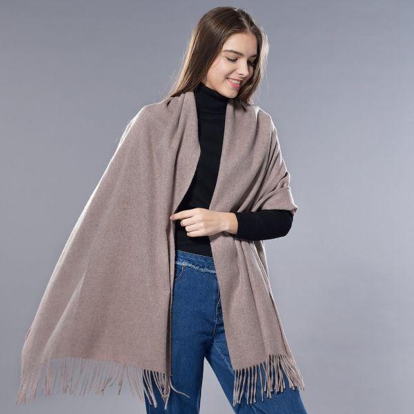 Women Cashmere Feel Pashmina Scarf Shawl Wraps Oversized Winter Blanket  Scarves For Women FURTALK Designed SFWL001 9021d84081