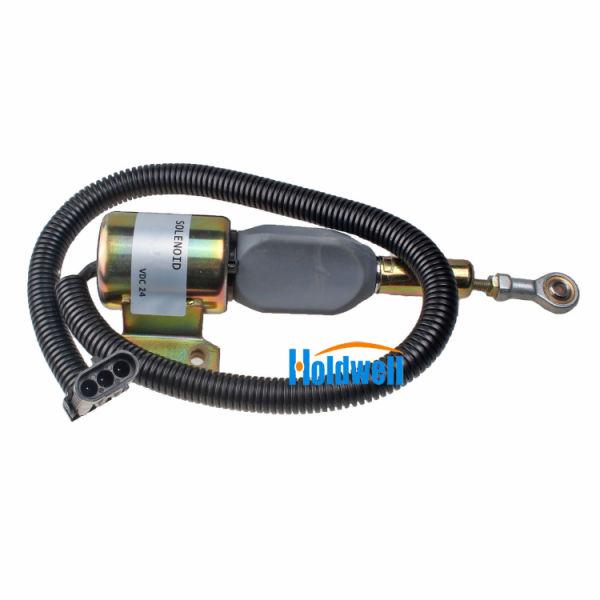 Solenoid Coil 3935430 SA-4755-24 FOR CUMMINS 6BT 5.9L Engnie