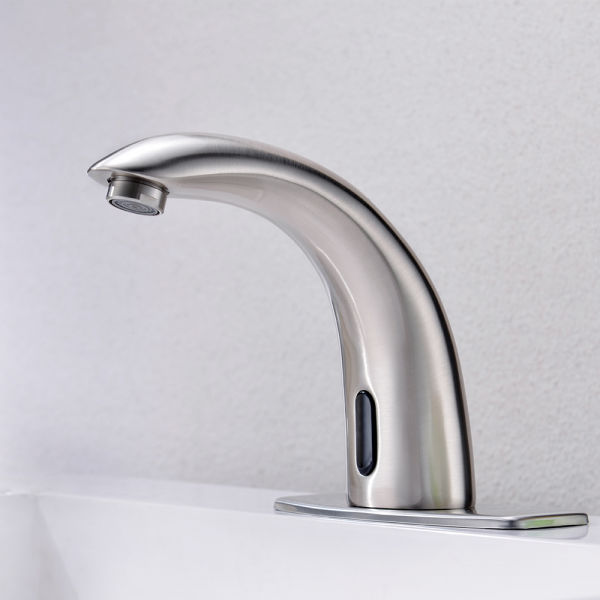 Shop For Fyeer Automatic Touchless Sensor Bathroom Faucet