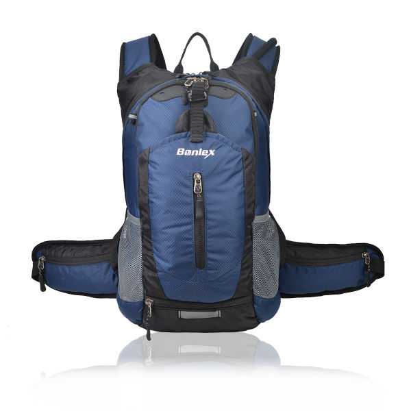 864484b25e5c Hiking Hydration Pack Biking Backpack - BONLEX 20L Multi-Function Riding  Backpack with Insulation Compartment,3L Water Bladder Available,Lightweight  ...