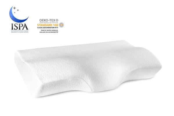 Shop For Yanxuan Contour Memory Foam Pillow For Neck Pain