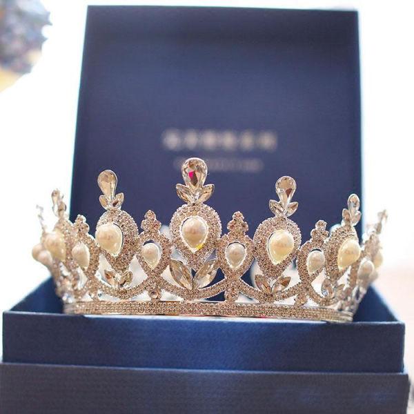 Shop For Super Shiny Bling Bling Crystal Wedding Bridal Crown