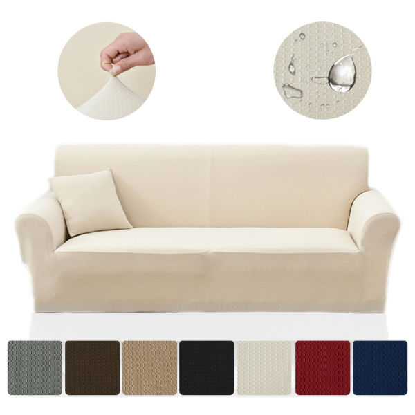 Shop For Saxtx Stretch Couch Slipcover Waterproof Non