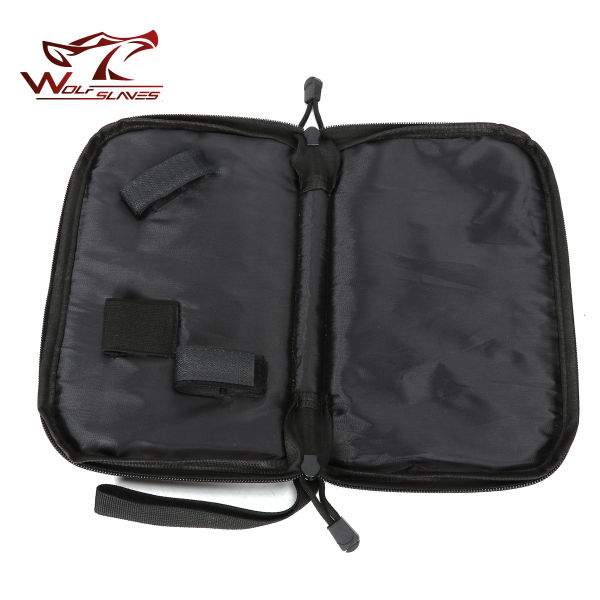 11.5 Inch Tactical Portable Handgun Bag Military Airsoft Pistol Soft Carry Case Outdoor Hunting Accessories