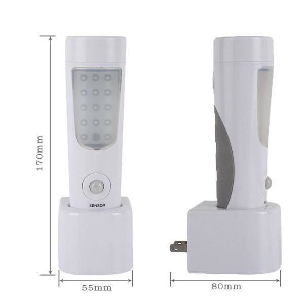 Shop For 3 In 1 Emergency Power Failure Led Light Motion