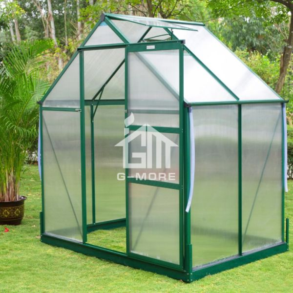 Miraculous G More Diy Small Polycarbonate Garden Greenhouse Gm31022 G 2 Boxes Package Home Interior And Landscaping Ologienasavecom