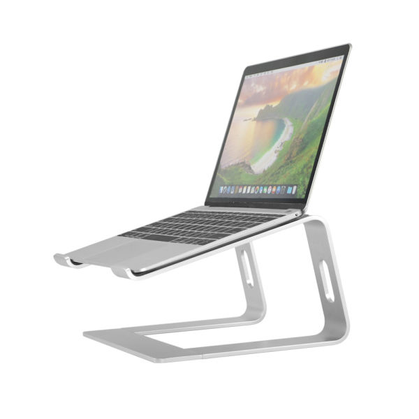Mobile Phone Holders & Stands Cellphones & Telecommunications Steady Practical Work Travel Computer Accessories Portable Laptop Cooling Bracket Notebook Adjustable Cooler Pad Stand