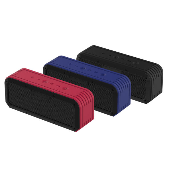 CYBORIS X3S Outdoor Three-proof BT Speaker IPX7 Strong Bass Speaker With Dual Speakers HD Sound Quality