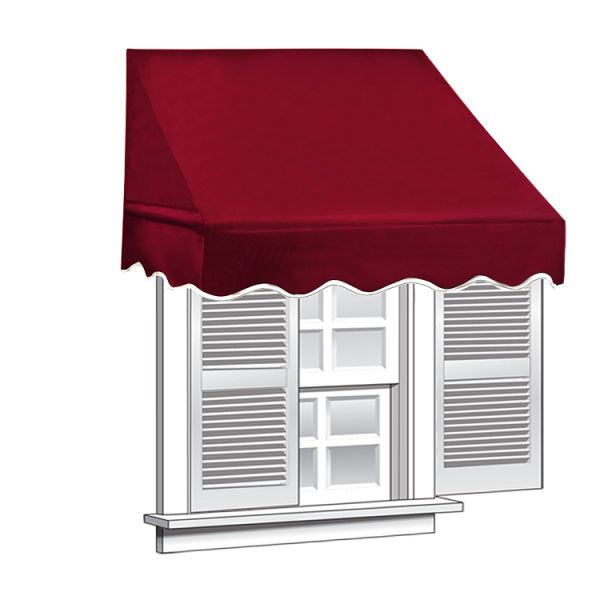 info for 5e493 72579 Kinbor 4ft Drop Arm Manual Retractable Door Window Awning Canopy Shelter  Sun Shade 1 Piece / Carton